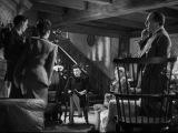 Глубокой ночью (1945) Альберто Кавальканти, Чарльз Крайтон, Бэзил Дирден, Роберт Хеймер